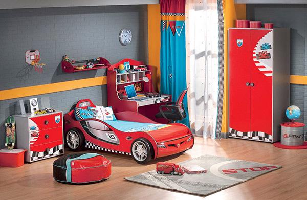 20 ý tưởng thiết kế phòng ngủ bé trai không thể xuất sắc hơn - Nhà Đẹp Số (20)