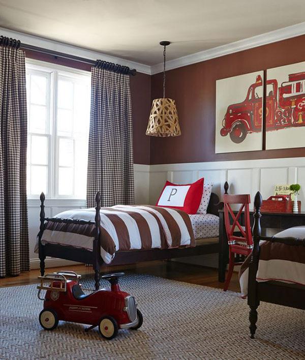 20 ý tưởng thiết kế phòng ngủ bé trai không thể xuất sắc hơn - Nhà Đẹp Số (3)