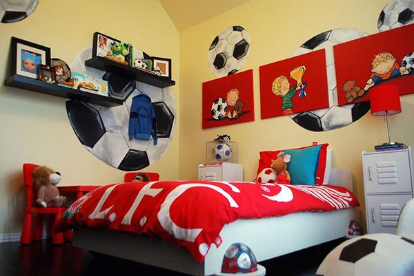 20 ý tưởng thiết kế phòng ngủ bé trai không thể xuất sắc hơn - Nhà Đẹp Số (6)