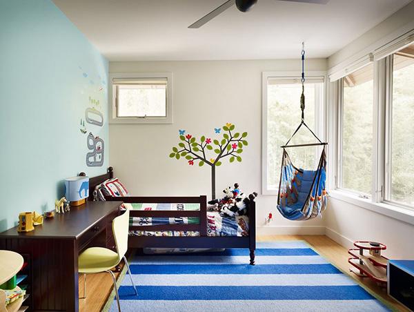 20 ý tưởng thiết kế phòng ngủ bé trai không thể xuất sắc hơn - Nhà Đẹp Số (7)