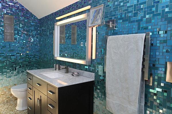 3 gợi ý trang trí phòng tắm lấy cảm hứng từ thiên nhiên - Nhà Đẹp Số (1)