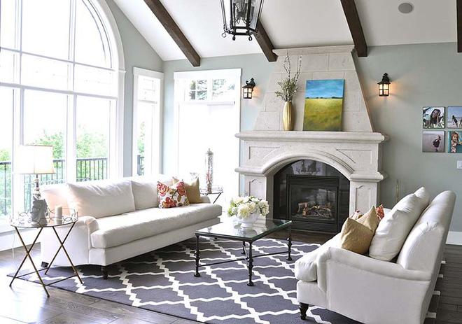 5 lí do thuyết phục bạn chọn thảm trải sàn trang trí nhà - Nhà Đẹp Số (1)