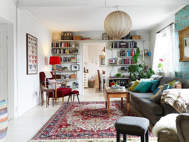 5 lí do thuyết phục bạn chọn thảm trải sàn trang trí nhà - Nhà Đẹp Số (5)