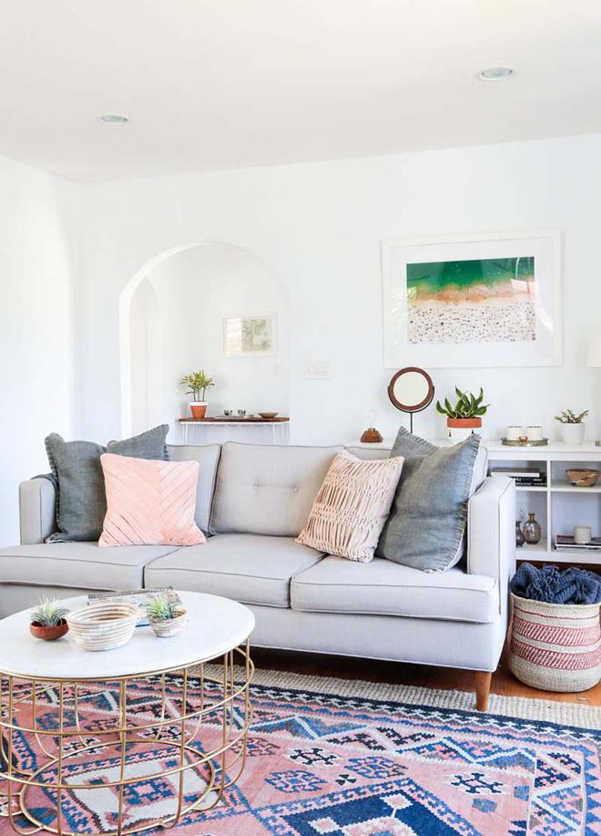 5 lí do thuyết phục bạn chọn thảm trải sàn trang trí nhà - Nhà Đẹp Số (6)