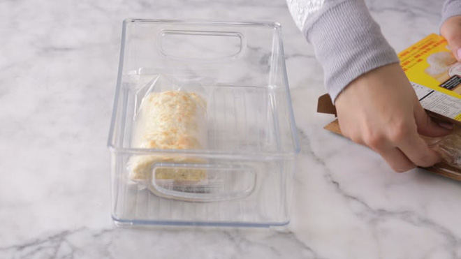 6 mẹo vặt lưu trữ cho tủ lạnh luôn rộng rãi dù chứa nhiều đồ ăn cách mấy - Nhà Đẹp Số (3)