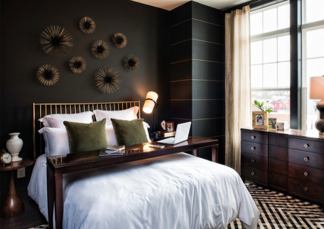 7 ý tưởng thiết kế phòng ngủ xinh lung linh - Nhà Đẹp Số (10)