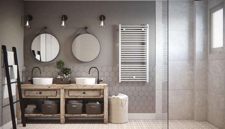 Các mẫu bồn rửa đôi cho phòng tắm thêm sang chảnh - Nhà Đẹp Số (13)