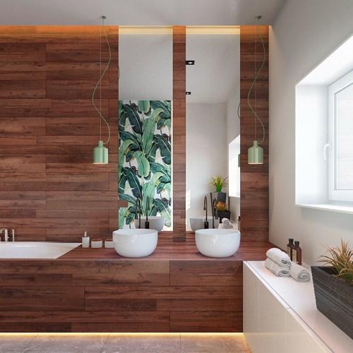 Các mẫu bồn rửa đôi cho phòng tắm thêm sang chảnh - Nhà Đẹp Số (6)
