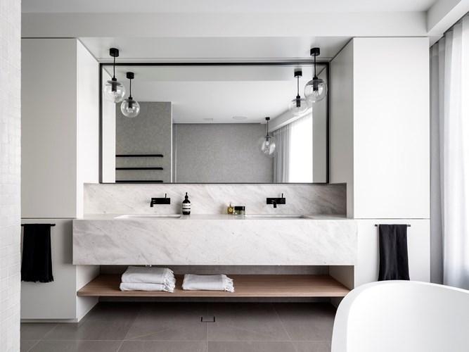 Các mẫu bồn rửa đôi cho phòng tắm thêm sang chảnh - Nhà Đẹp Số (8)