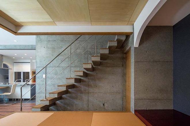 Các mẫu cầu thang đẹp cho những ai yêu sự đơn giản - Nhà Đẹp Số (10)