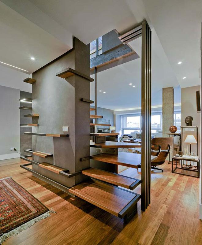 Các mẫu cầu thang đẹp cho những ai yêu sự đơn giản - Nhà Đẹp Số (11)