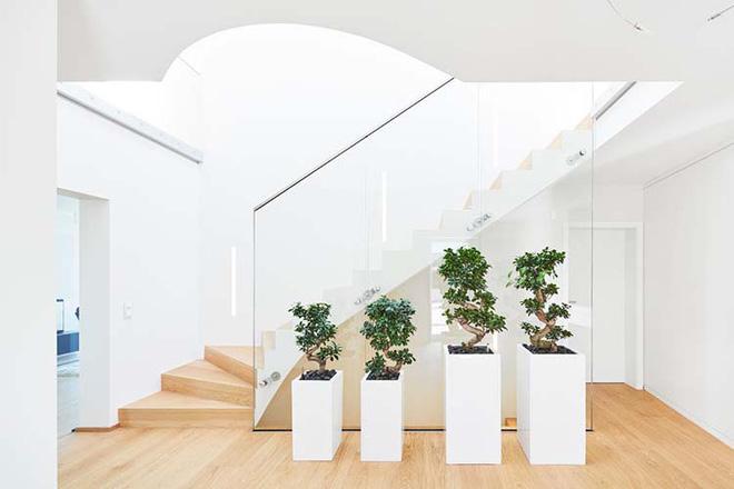 Các mẫu cầu thang đẹp cho những ai yêu sự đơn giản - Nhà Đẹp Số (3)