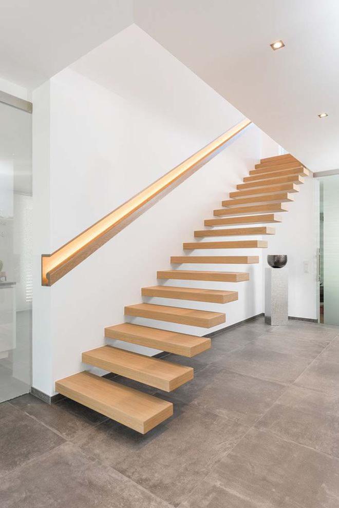 Các mẫu cầu thang đẹp cho những ai yêu sự đơn giản - Nhà Đẹp Số (4)