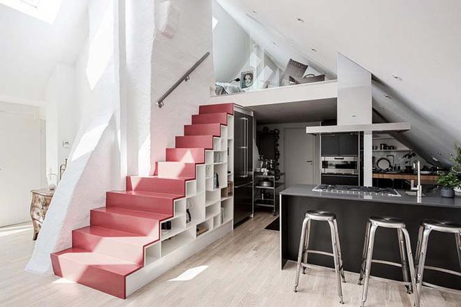 Các mẫu cầu thang đẹp cho những ai yêu sự đơn giản - Nhà Đẹp Số (5)