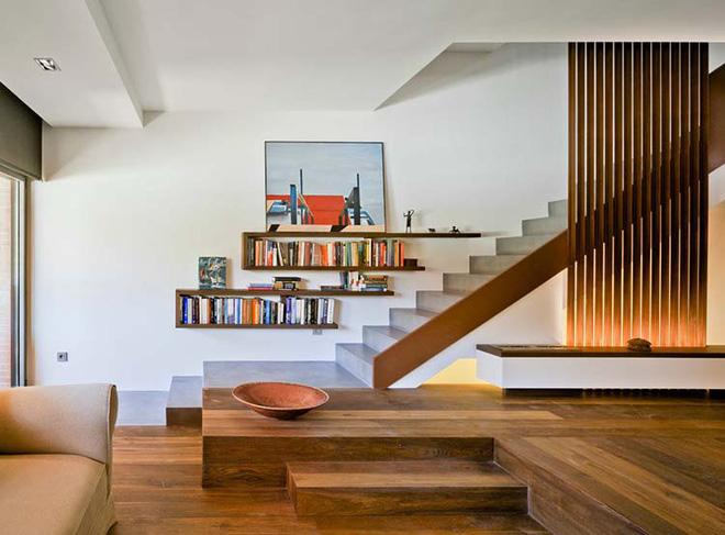 Các mẫu cầu thang đẹp cho những ai yêu sự đơn giản - Nhà Đẹp Số (6)