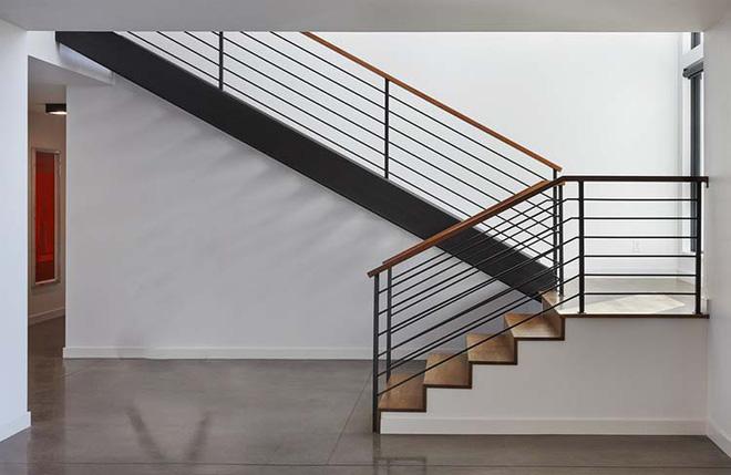 Các mẫu cầu thang đẹp cho những ai yêu sự đơn giản - Nhà Đẹp Số (7)