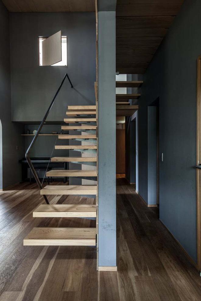 Các mẫu cầu thang đẹp cho những ai yêu sự đơn giản - Nhà Đẹp Số (8)