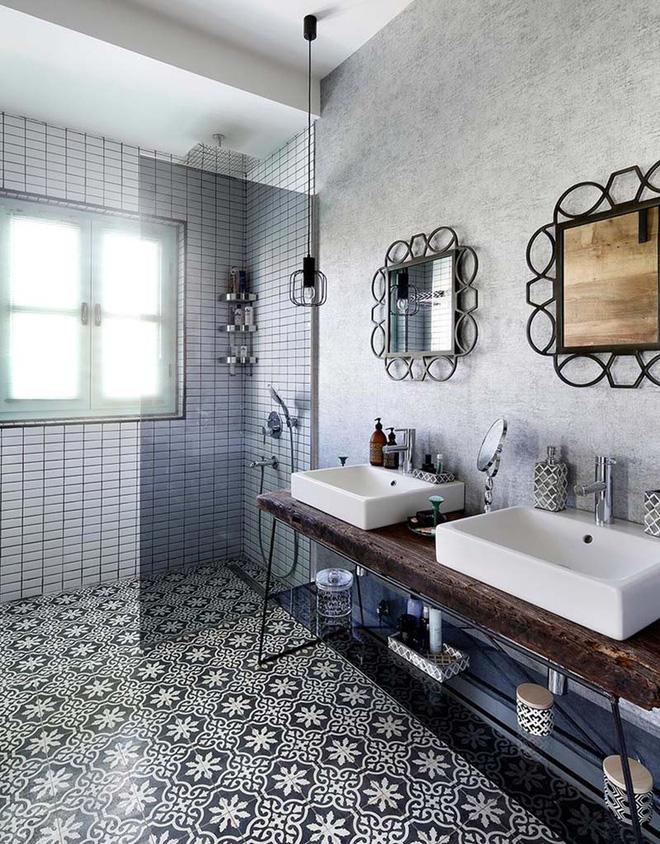 Các mẫu phòng tắm mang đậm hơi thở vùng Địa Trung Hải nắng gió - Nhà Đẹp Số (12)