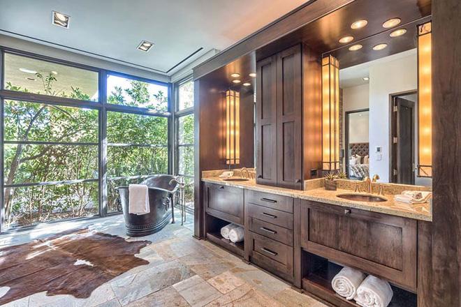 Các mẫu phòng tắm mang đậm hơi thở vùng Địa Trung Hải nắng gió - Nhà Đẹp Số (13)