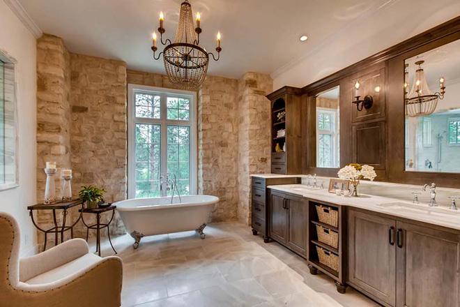 Các mẫu phòng tắm mang đậm hơi thở vùng Địa Trung Hải nắng gió - Nhà Đẹp Số (2)