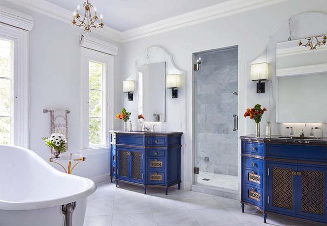 Các mẫu phòng tắm mang đậm hơi thở vùng Địa Trung Hải nắng gió - Nhà Đẹp Số (4)