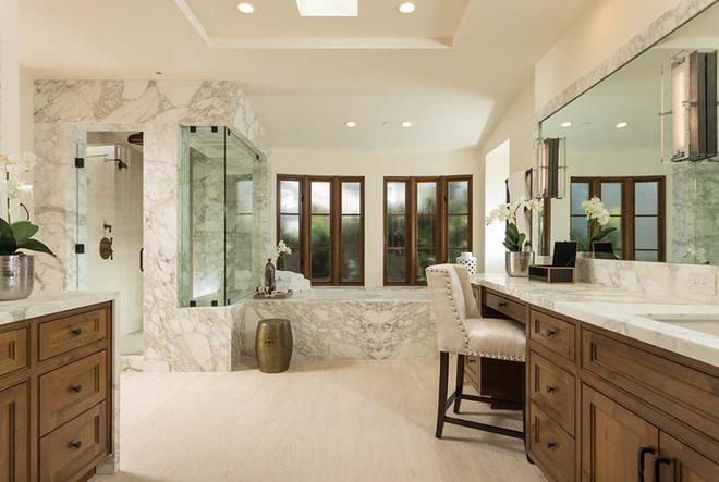 Các mẫu phòng tắm mang đậm hơi thở vùng Địa Trung Hải nắng gió - Nhà Đẹp Số (9)