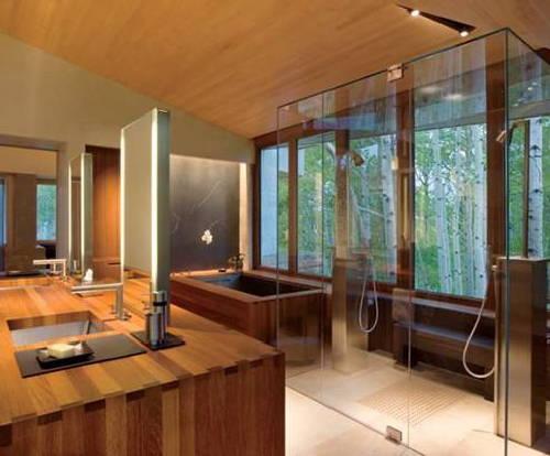 Cách thiết kế phòng tắm theo phong cách Nhật Bản đơn giản mà đầy cuốn hút - Nhả Đẹp Số (1)