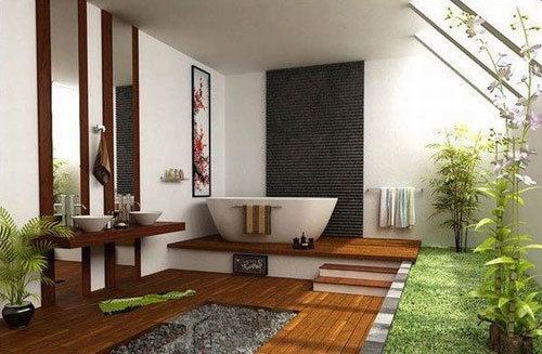 Cách thiết kế phòng tắm theo phong cách Nhật Bản đơn giản mà đầy cuốn hút - Nhả Đẹp Số (2)