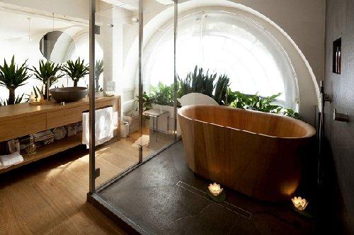 Cách thiết kế phòng tắm theo phong cách Nhật Bản đơn giản mà đầy cuốn hút - Nhả Đẹp Số (4)