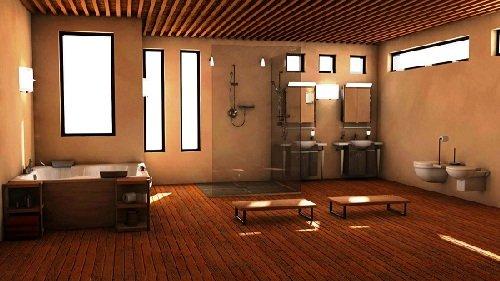 Cách thiết kế phòng tắm theo phong cách Nhật Bản đơn giản mà đầy cuốn hút - Nhả Đẹp Số (7)