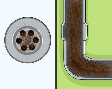 Đỡ mất công vệ sinh nhà khi biết 9 thứ nhỏ gây nghẽn ống cống này - Nhà Đẹp Số (3)