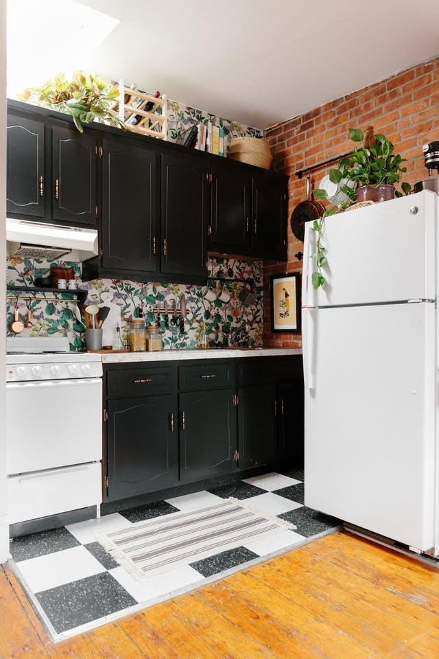 Không gian phòng bếp nhỏ chẳng lo vì đã có 10 cách lưu trữ cực thông minh này - Nhà Đẹp Số (10)