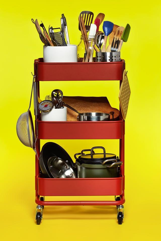 Không gian phòng bếp nhỏ chẳng lo vì đã có 10 cách lưu trữ cực thông minh này - Nhà Đẹp Số (4)