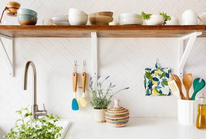 Không gian phòng bếp nhỏ chẳng lo vì đã có 10 cách lưu trữ cực thông minh này - Nhà Đẹp Số (7)