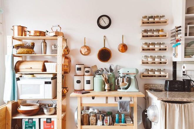 Không gian phòng bếp nhỏ chẳng lo vì đã có 10 cách lưu trữ cực thông minh này - Nhà Đẹp Số (9)
