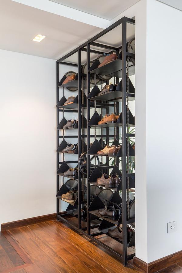 Ngắm mãi không chán căn hộ penthouse 250 m2 nằm trong khu đô thị Ecopark, Hà Nội - Nhà Đẹp Số (13)