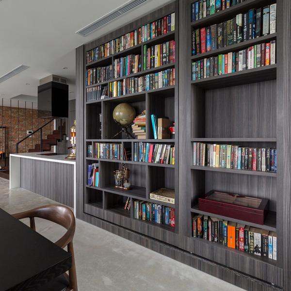 Ngắm mãi không chán căn hộ penthouse 250 m2 nằm trong khu đô thị Ecopark, Hà Nội - Nhà Đẹp Số (7)