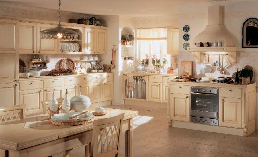 Những điều cần biết về tủ bếp tân cổ điển - Nhà Đẹp Số (1)