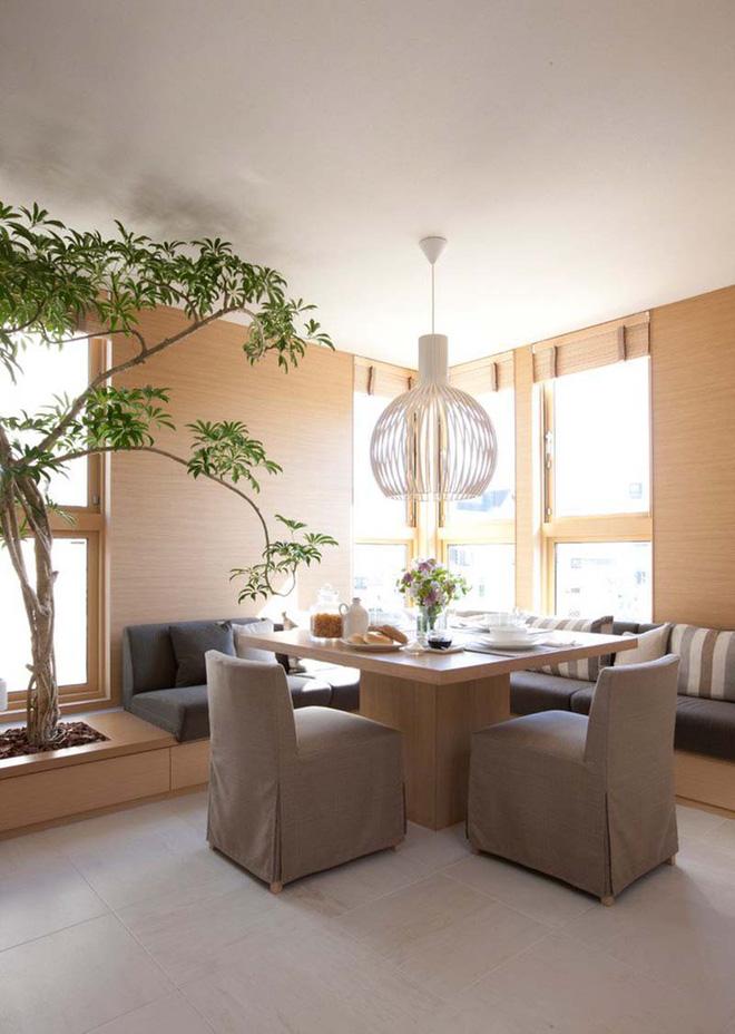 Những không gian phòng ăn ấm cúng vô ngần nhờ bộ bàn ăn gỗ - Nhà Đẹp Số (2)