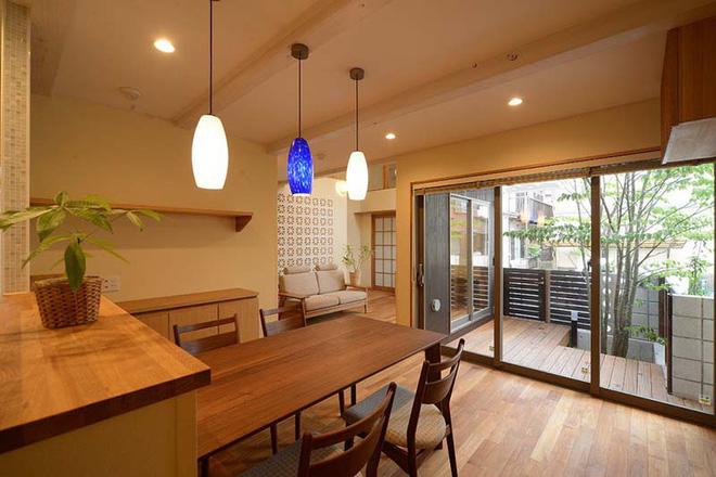 Những không gian phòng ăn ấm cúng vô ngần nhờ bộ bàn ăn gỗ - Nhà Đẹp Số (4)
