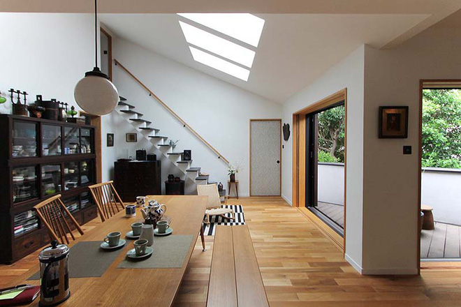 Những không gian phòng ăn ấm cúng vô ngần nhờ bộ bàn ăn gỗ - Nhà Đẹp Số (8)