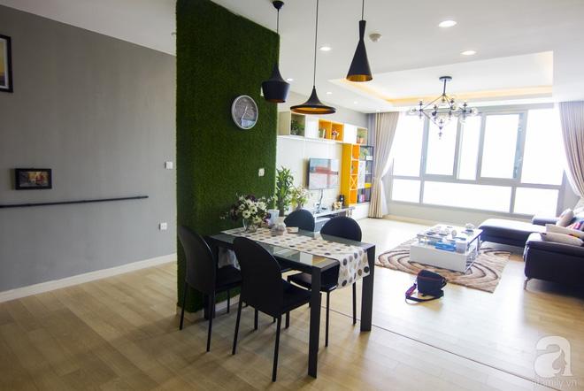 Nội thất căn hộ 83 m2 chỉ mất 100 triệu đồng để hoàn thiện - Nhà Đẹp Số
