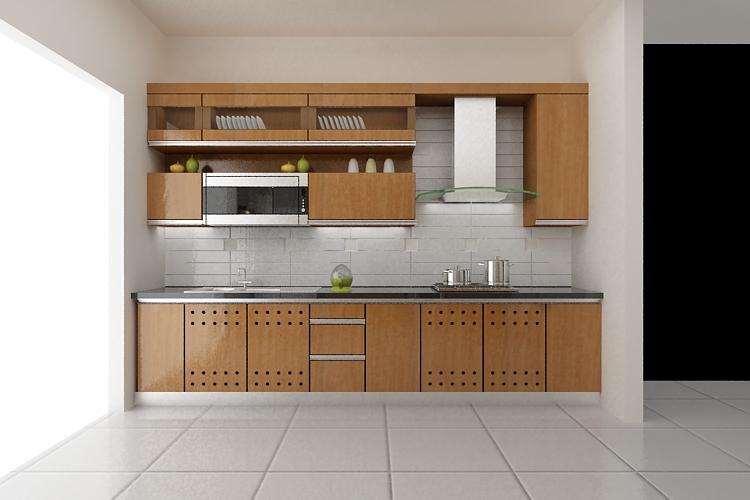 Phân loại tủ bếp theo hình dáng và cách ứng dụng - Nhà Đẹp Số (1)