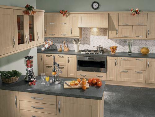 Phân loại tủ bếp theo hình dáng và cách ứng dụng - Nhà Đẹp Số (7)