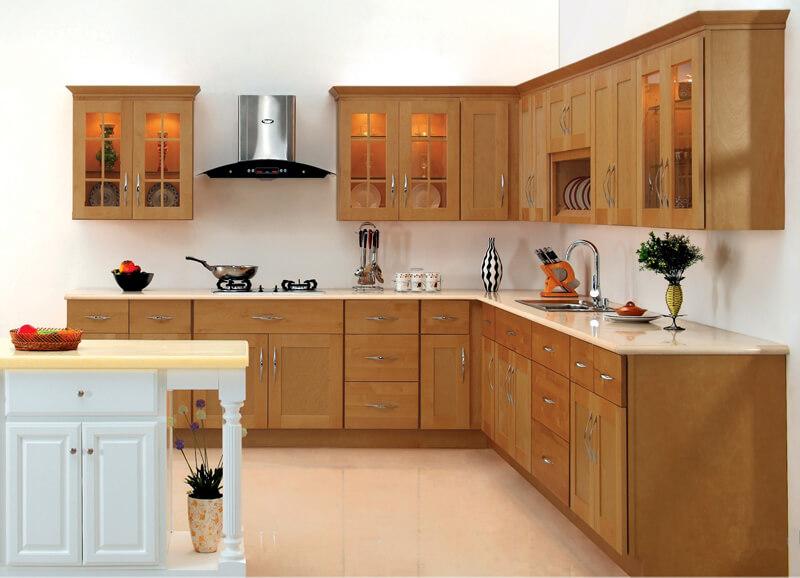 Phân loại tủ bếp theo hình dáng và cách ứng dụng - Nhà Đẹp Số (9)