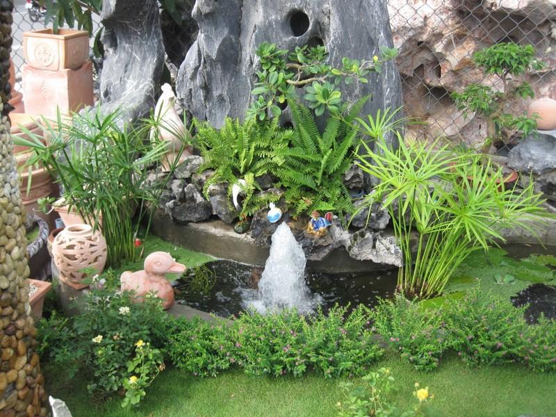 Thiết kế tiểu cảnh sân vườn cần lưu ý gì? - Nhà Đẹp Số (3)