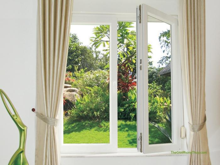 Trang trí cửa sổ hợp phong thủy đón tài lộc dồi dào cả năm - Nhà Đẹp Số (1)