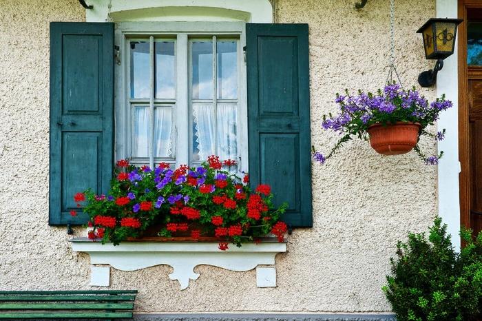 Trang trí cửa sổ hợp phong thủy đón tài lộc dồi dào cả năm - Nhà Đẹp Số (3)