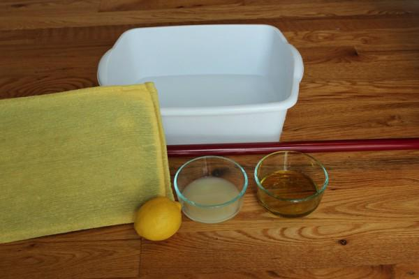Tự chế nước lau rửa vệ sinh nhà bếp bằng 4 cách cực đơn giản - Nhà Đẹp Số (6)