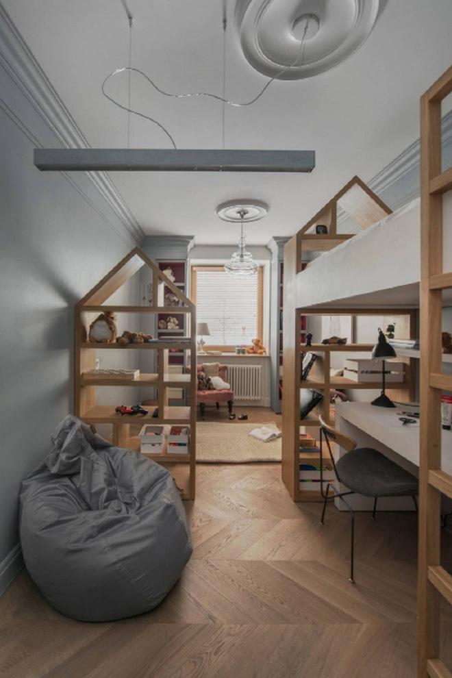 5 cách thiết kế phòng ngủ chung cho các bé cực xinh - Nhà Đẹp Số (10)